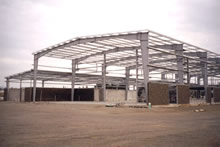 Steel Frame Kits- Economical Housing and Garage and Weekend Home Solutions!